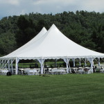 Century Tent Beautiful Setting