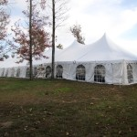 Century Tent with Side Walls
