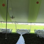 Inside Tent 1
