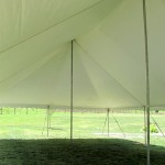 Inside Tent View