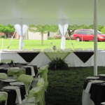 Table Covers and Pole Covers